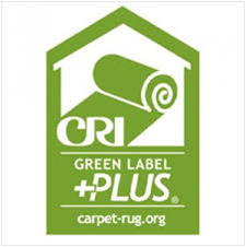 CRI Green Label +Plus Program logo